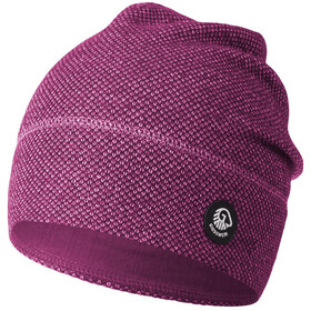 Giesswein Hohes Eis Cappello in maglia, rosa